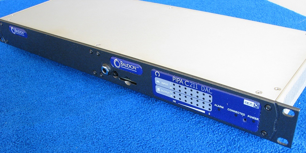 C 211 DAC FRONT