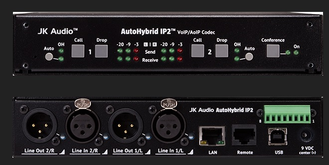 JK Audio ip2